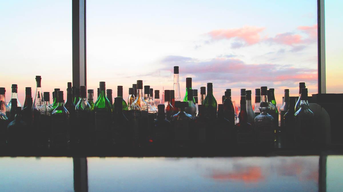 Der Alkohol und ich