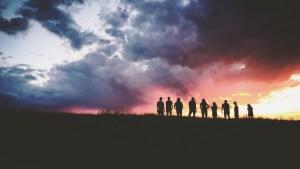 Together we can! | Durch Worte Licht ins Dunkle der anderen Beteiligten bringen.