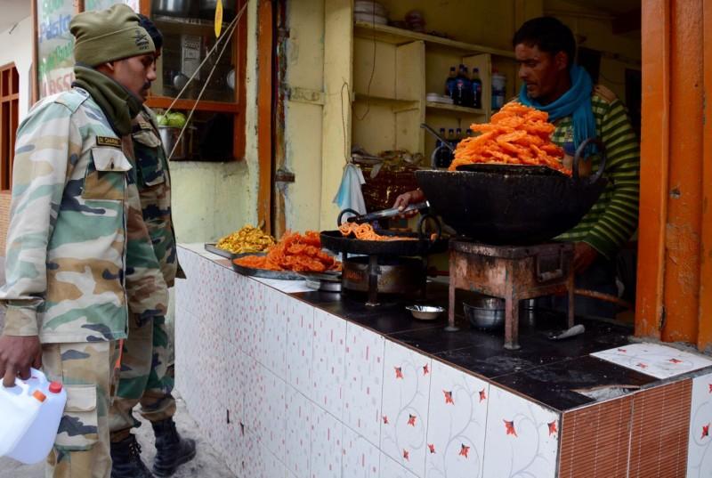 Gangotri-Soldaten-Jalebi