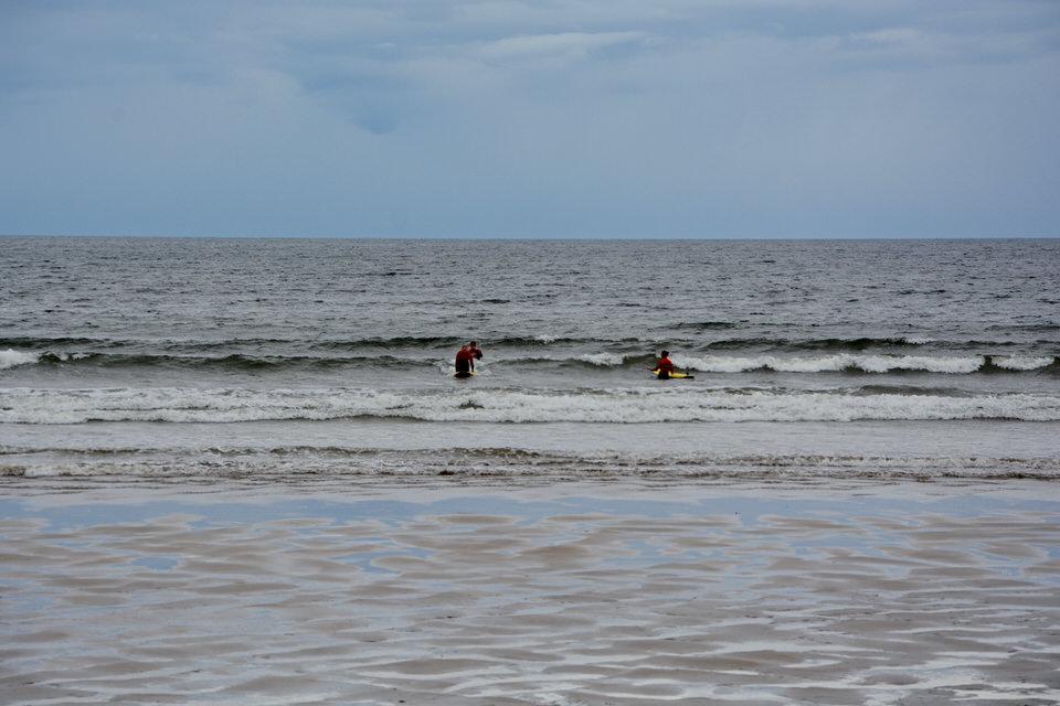 Outdoor Irland Surfen Lahinch