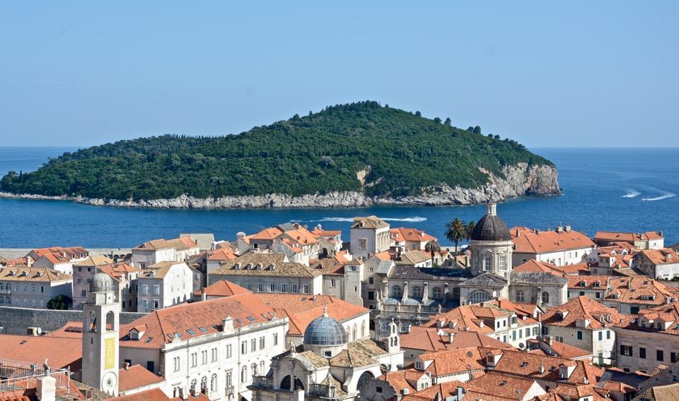 Reisen 2016 Dubrovnik Old City