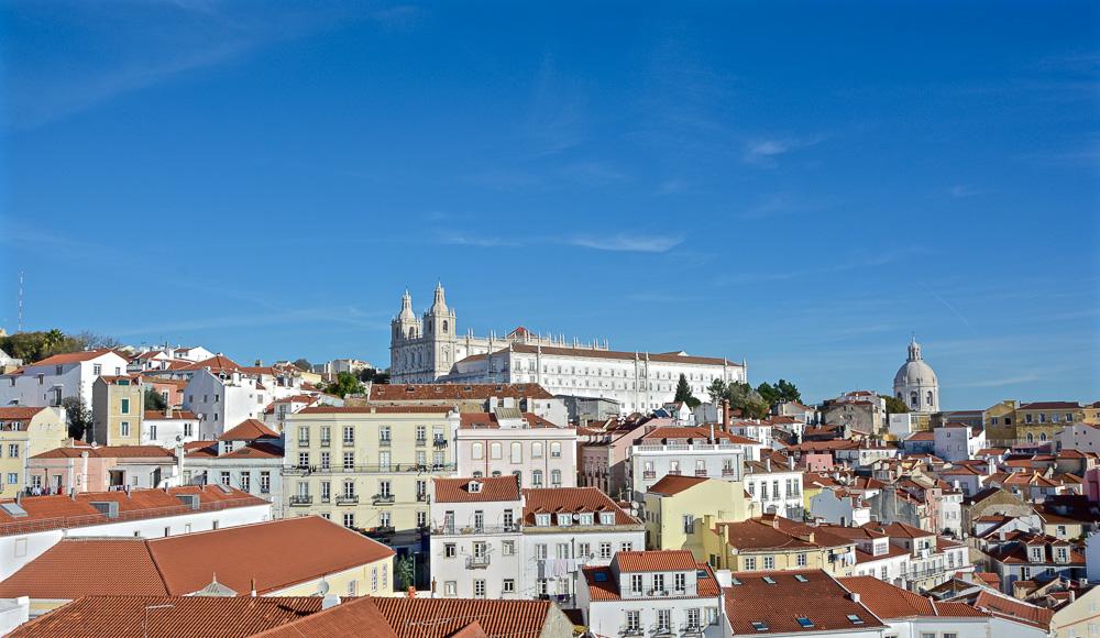 Portugal Lissabon Städtetrip Reiseblog Traveling the World Alfama