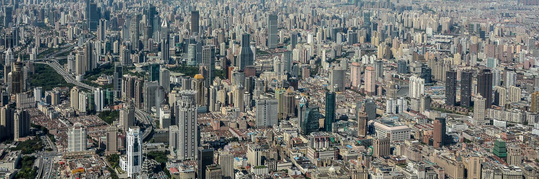 Traveling the World Reiseblog Fotoparade Lieblingsfotos Shanghai Skyline