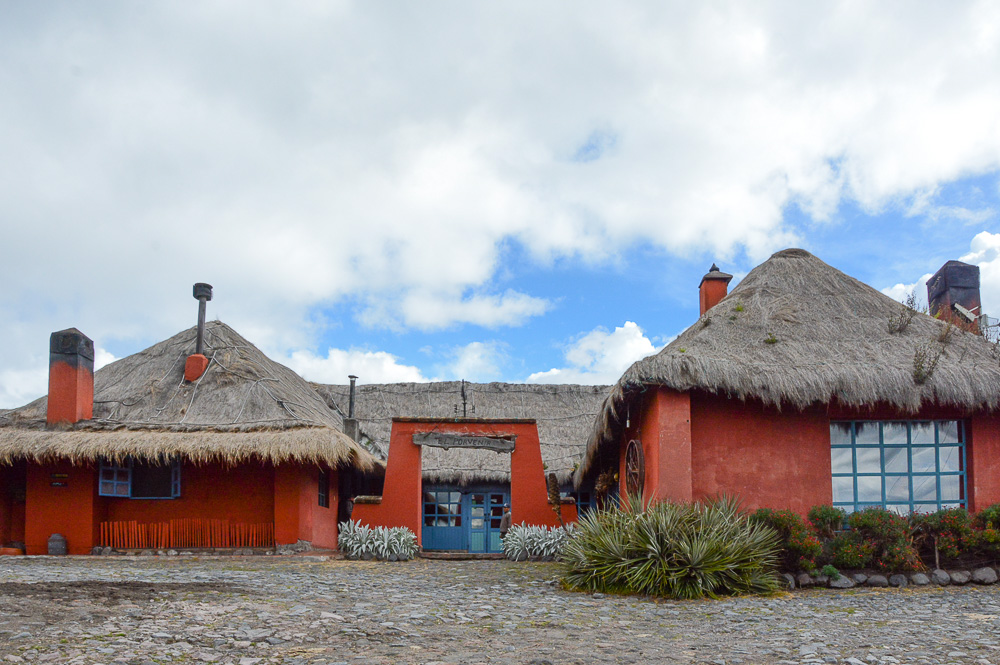 Traveling the World Ecuador Anden Cotopaxi Nationalpark Hacienda El Porvenir