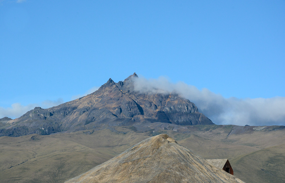Traveling the World Ecuador Anden Cotopaxi Nationalpark Ruminahui