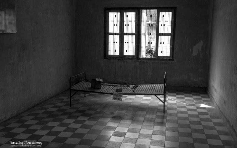 Tuol Sleng Large Torture Cell