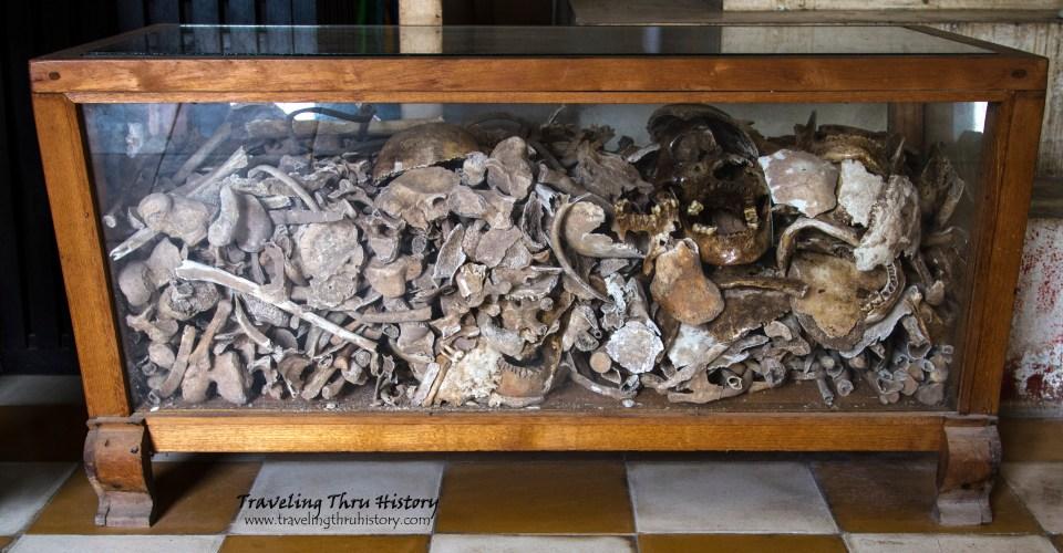 Tuol Sleng Artifacts