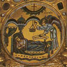 Emperor Constantine's Dream