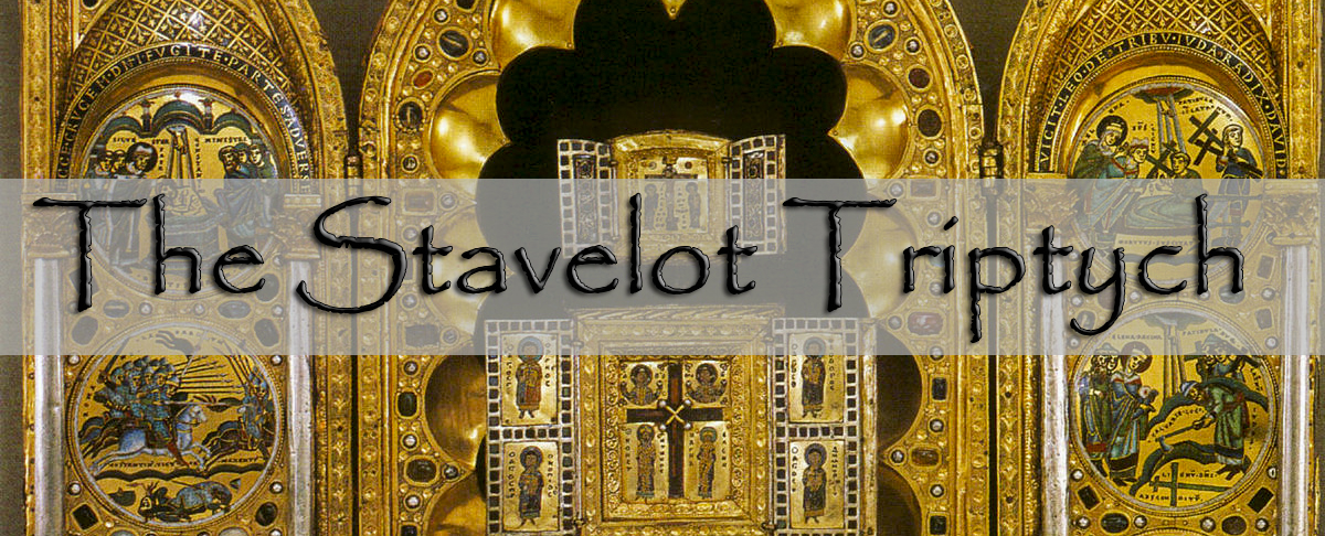 The Stavelot Triptych