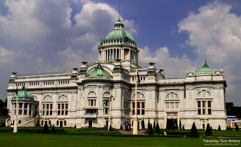 Ananta Samakhom Throne Hall, Bangkok, Thailand, Museum, Ananda Samakhom, Throne Hall