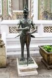 Nok Tantima, or Tantima bird, is one of the guards for Phra Sawet Kudakhan Wihan Yot.