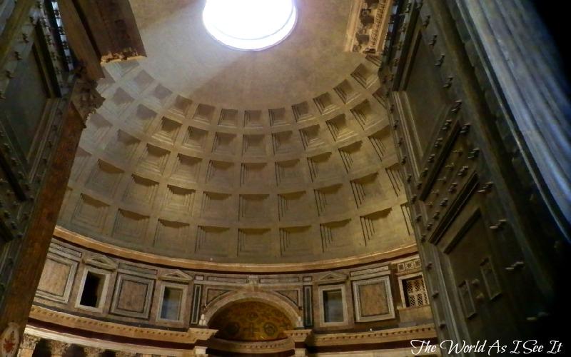 Pantheon, Italy, Europe