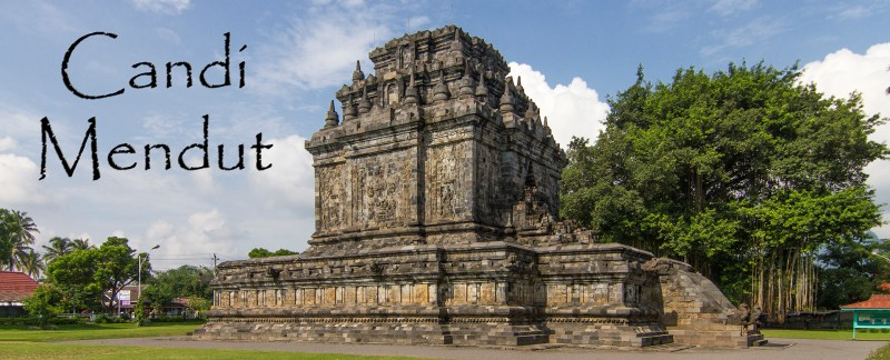 Candi Mendut is a 9th century Buddhist temple located in Yogyakarta, Indonesia.