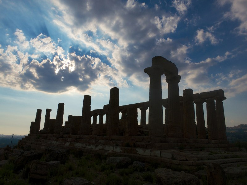 Agrigento, Sicily, Italy
