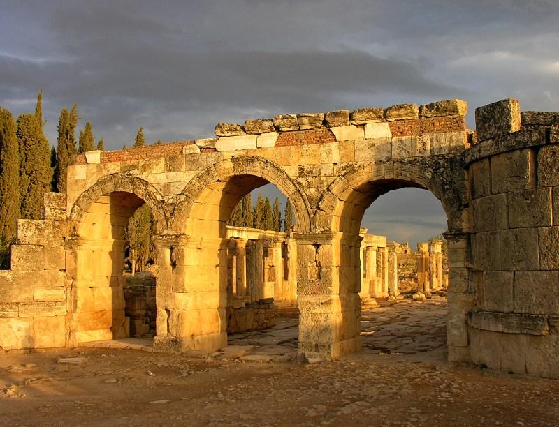 Hierapolis-Pamukkale, Turkey