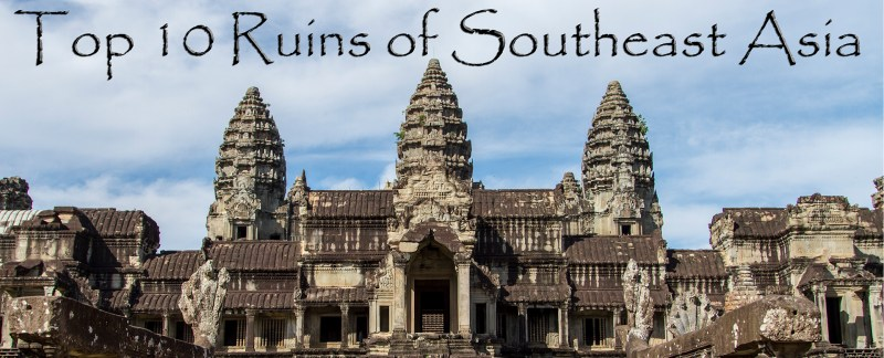 SE Asia is full of many breathtaking ruins from centuries ago. These are best ruins from each country in SE Asia.