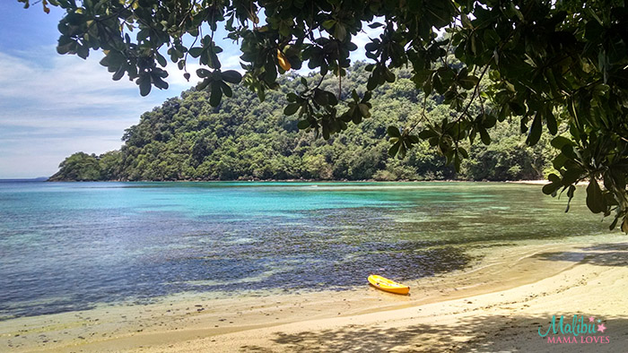 Horseshoe Bay, Matangi, Fiji