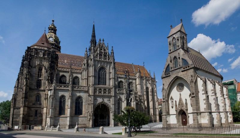 St. Elizabeth Cathedral, Slovakia, St. Elisabeth Cathedral