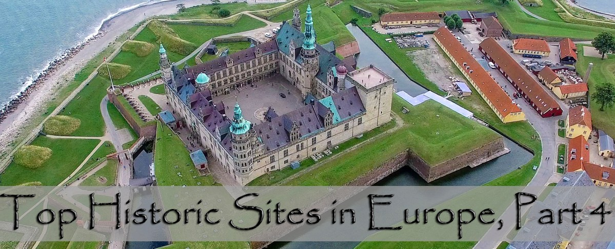Top Historic Sites in Europe, Part 4