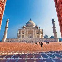 Same Dау Trip tо Agrа tо Visit Taj Mahal bу Trаіn