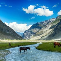 13 Destinations in India Lying in the Lap of Nature
