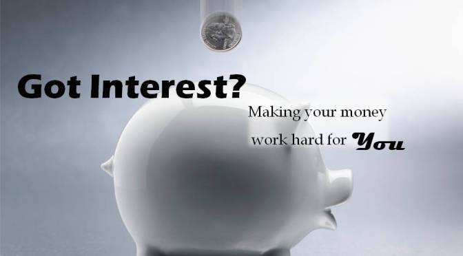 Interest savings rates