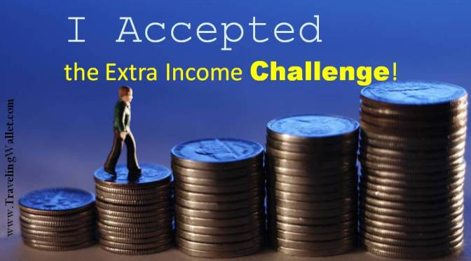 Extra Income Challenge Wrap Up