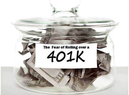 401K Rollover, Traveling Wallet Roamer