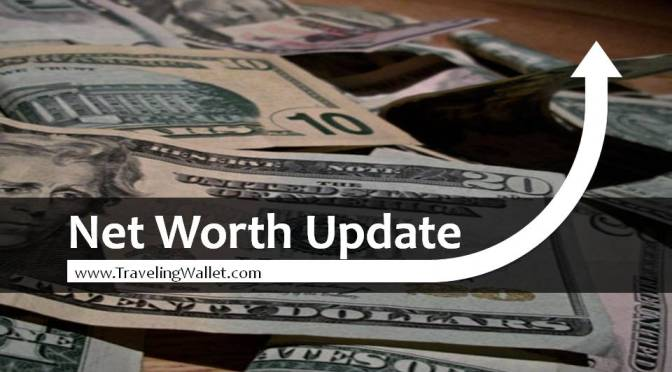 Net Worth Update : Our growth in 2016