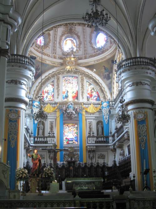 cathedral chairs huge pillow chair guadalajara in the central historic district | traveling with mjtraveling mj