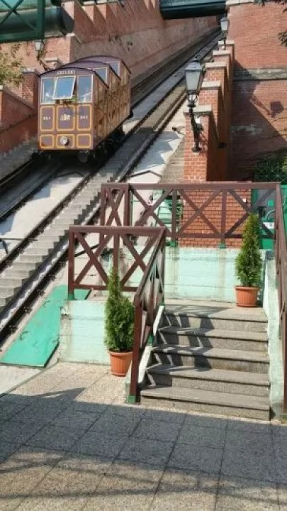 Buda Castle Funicular - Budapest Travel Guide-What Every Tourist Should Know About Budapest