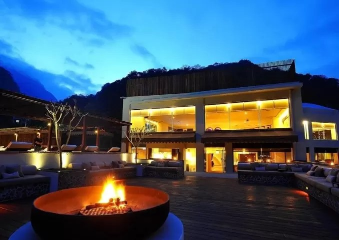 Silks Place Taroko Hotel - Taroko National Park Hotels, Taiwan