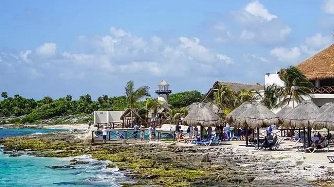 Cozumel Mexico Beach - Top Seven Vacation Destinations in Mexico