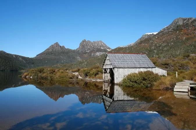 Cradle Mountain - Places To visit In Tasmania Australia