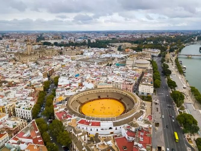 Bull Arena Sevilla Spain - Seville Tourist Guide | Best Places To Visit in Seville, Spain