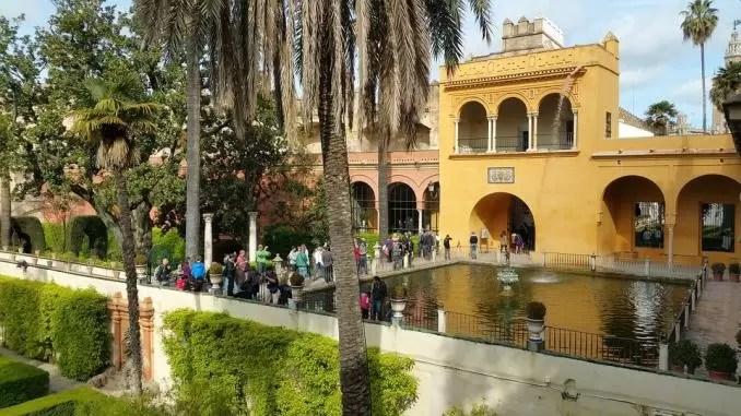 Royal Alcazars Of Seville Spain e1554750236554 - Seville Tourist Guide | Best Places To Visit in Seville, Spain