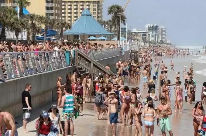 Spring Break Daytona Beach e1559299300999 - 6 Destinations For Events and Festivals In The World