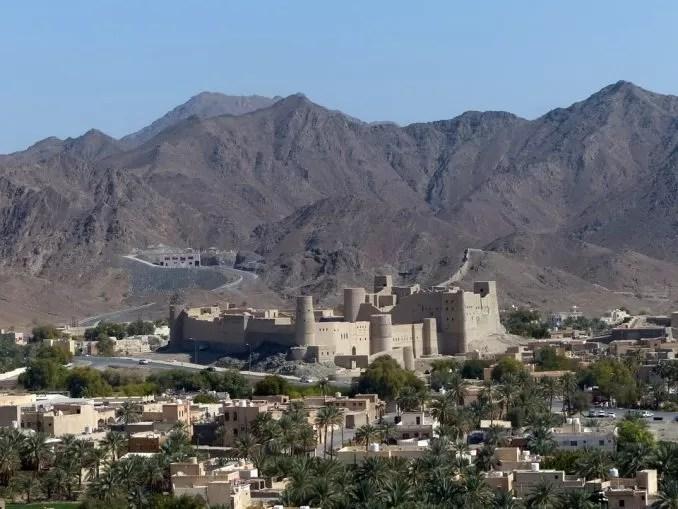 Castle Village Medieval Landmark Oman e1560916764910 - Honeymoon Travel - A Lifetime Experience