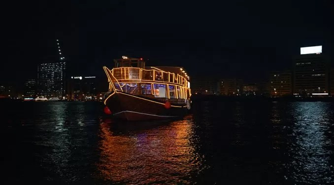 Dhow Cruise Marina e1560925097377 - 10 Best Things To Do In Dubai With Your Family