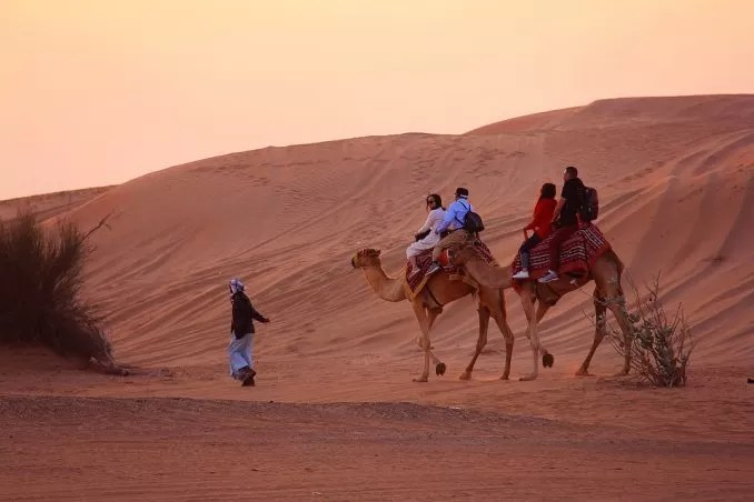 Dubai Desert Safari e1560924801994 - 10 Best Things To Do In Dubai With Your Family