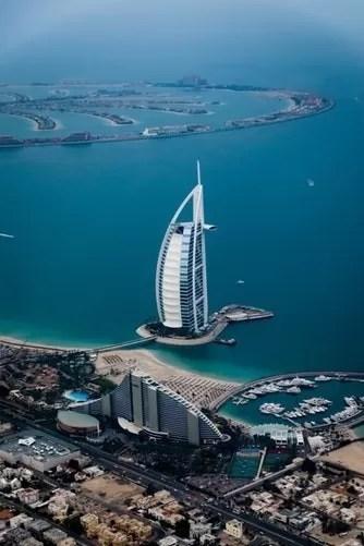 Dubai UAE 1 - Honeymoon Travel - A Lifetime Experience