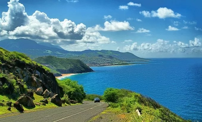 Saint Kitts Caribbean Tropical Island e1559724204447 - 5 Smallest but Hottest Tourist Destinations