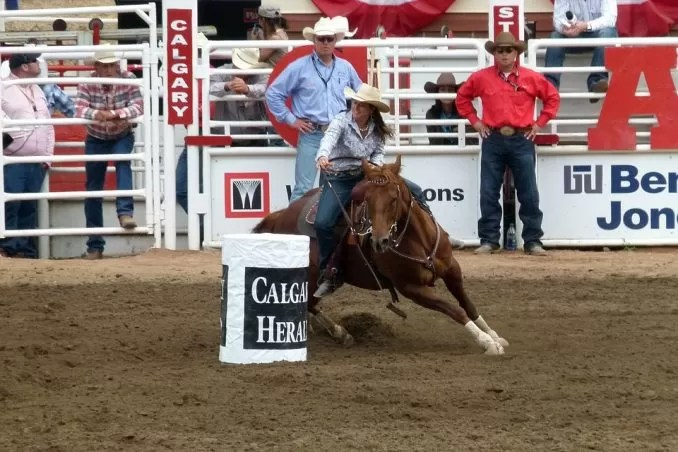 Calgary Stampede Calgary Canada e1564134767844 - Best Party Destinations In The World