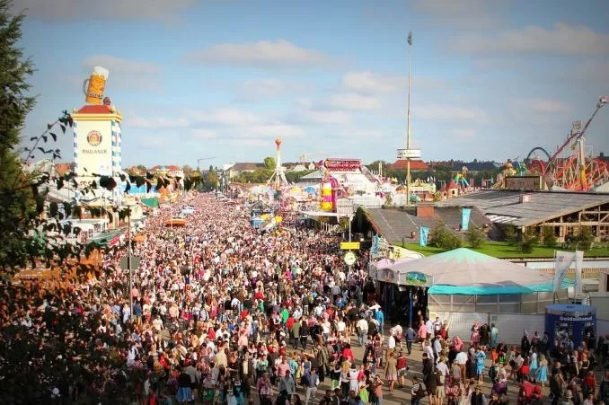 Oktoberfest e1564135401466 - Best Party Destinations In The World