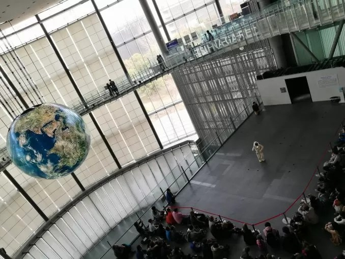 The National Museum of Emerging Science and Innovation e1563869851721 - Tokyo Travel Guide