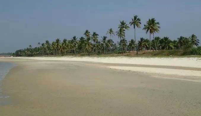 Majorda Beach - best beaches in goa for foreigners