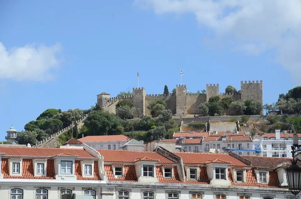Places to Visit in Lisbon, Portugal-Castelo de S. Jorge