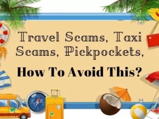Travel Scams, Pickpockets, Thieves And More
