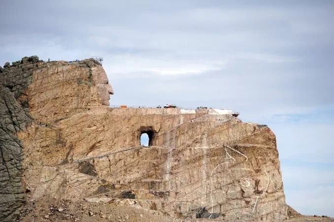 Crazy Horse Memorial e1574511239303 - Mount Rushmore, A Perfect Destination for Summer Vacation.