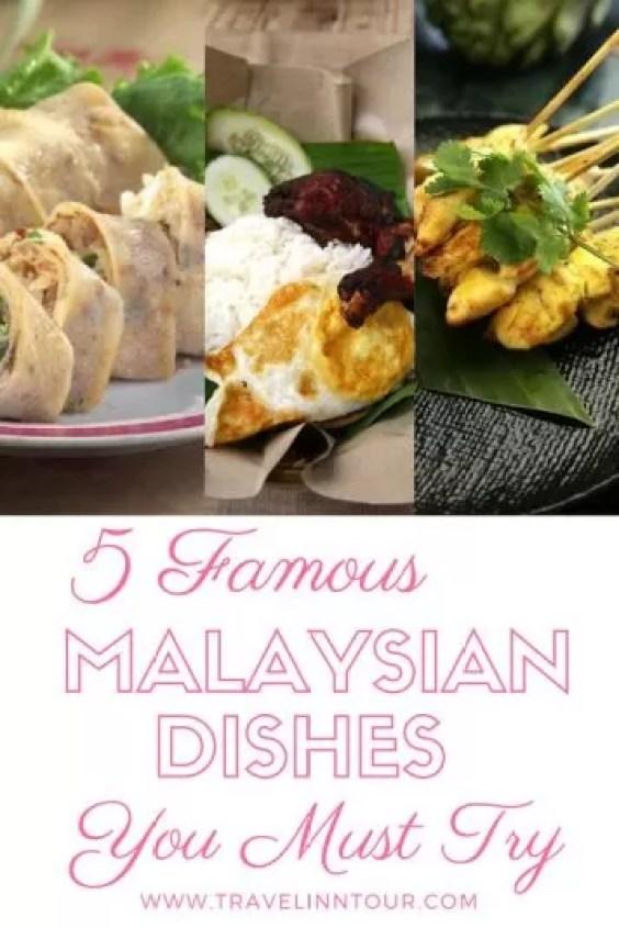 yH5BAEAAAAAAAAABAAEAAAIBRAA7 - 5 famous Malaysian dishes to try